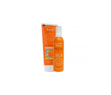 Latte per neonati Avène SPF50+ 250ml + spray SPF20+ 200ml