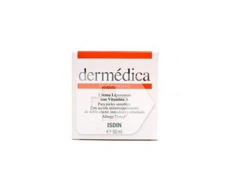 Crema per liposomi Dermédica™ con vitamina A 50ml
