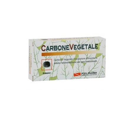 Carbón vegetal 40Cpr