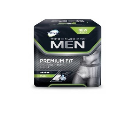 Tena Men Protective Underwear Absorb Inc Urine Taille M 12pcs