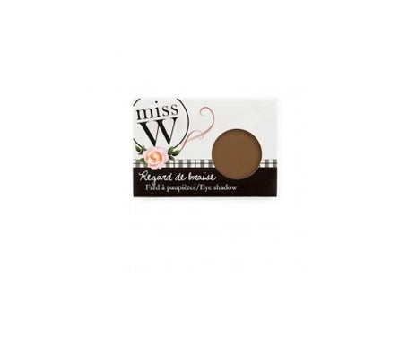 Miss W  Blush  Eyelids Nø008 Ember sight Brown Matt 1 pallet