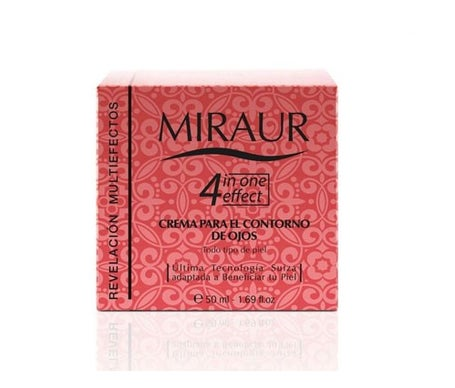 Miraur revelación cream eye contour 50ml