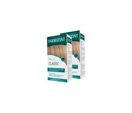 Farmatint 8N Hellblond 150ml+150ml