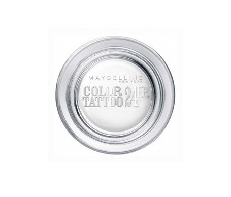 Maybelline Eye Studio Color Tattoo 45 Infinite White