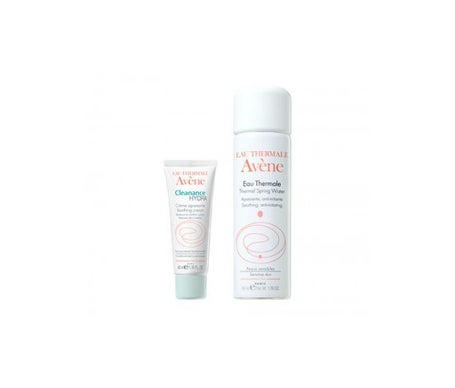 Avène Pack Skin with severe acne