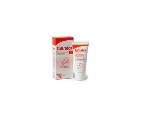 Saltratos gel refrescante pés 50 ml