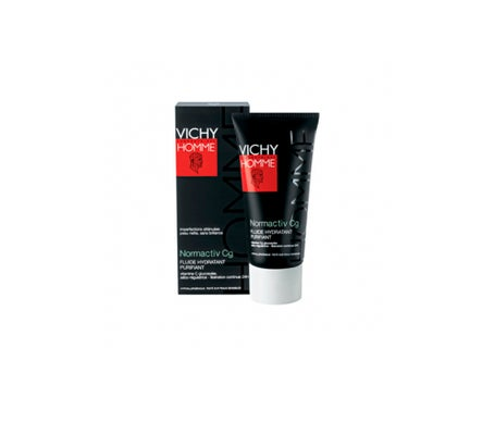 Vichy Homme Normactiv Cg per pelli grasse 50ml