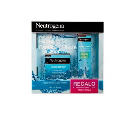Neutrogena® Pack Hydro Boost® pele normal/misturada