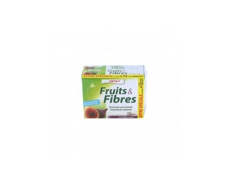Ortis Fruits and Fibres 24 Cubes  mcher