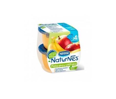Naturnes Apple & Banana 130 G 2 U 2 U