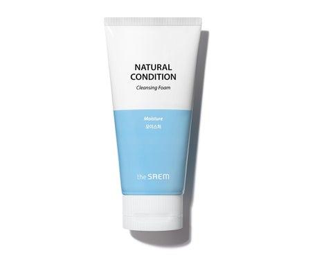The Saem Natural Condition Espuma Limpiadora Hidratante 150ml