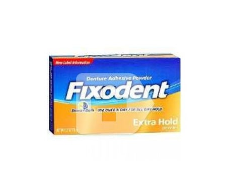 Pó Fixodental 50g