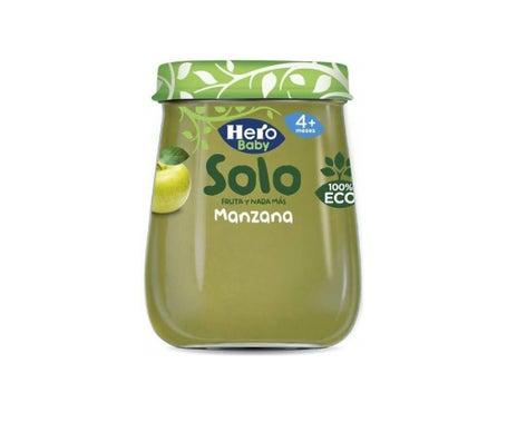 Hero Baby Solo Manzana 120g
