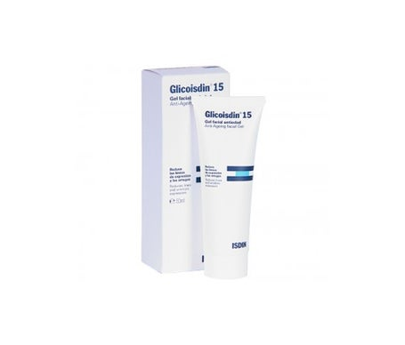 ISDIN® Glicoisdin 15 Gel Antietà 50ml