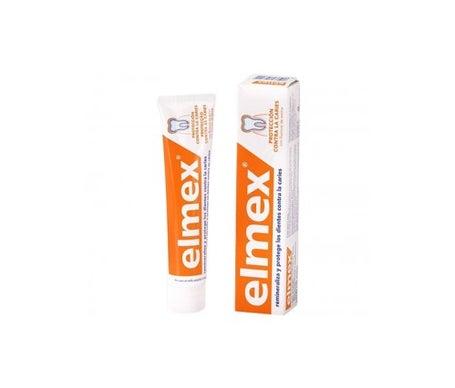 Elmex PACK Zahnpasta 6x75 ml