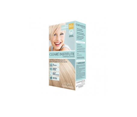 Cleare Institute Colour Clinuance Permanent Dye 101 Champagne Blonde 170ml