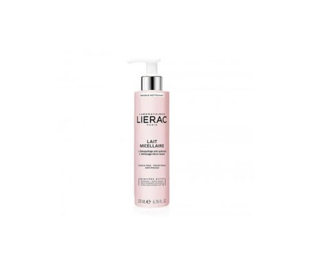 Lierac make-up removing micellar milk 200ml