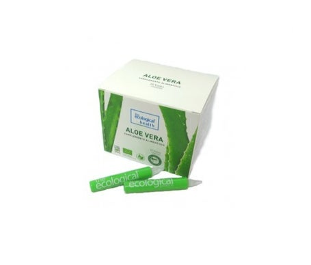 The Ecological Health Aloe Vera Eco 20 viales