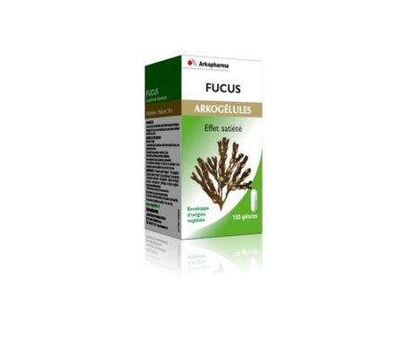 Arkogelules Fucus Glules Garrafa de 150