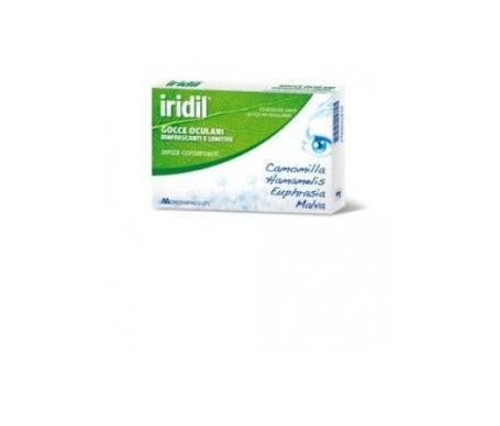 Iridil Gotas Ocul 10Amp Monod