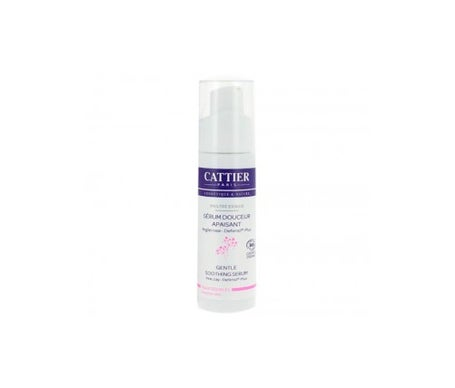 Cattier Soft Soothing Serum Pink Clay 30ml