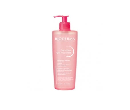 Bioderma Sensibio Moussant Gel 500ml