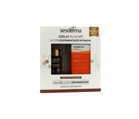 Sesderma Pack Azelac UK + C-Vit Azione intensiva di depigmentazione