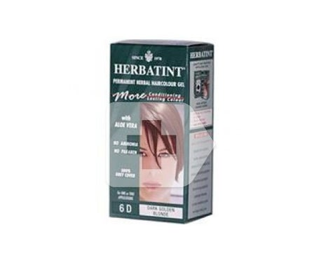 Herbatint Dunkelblond Golden 1 Set