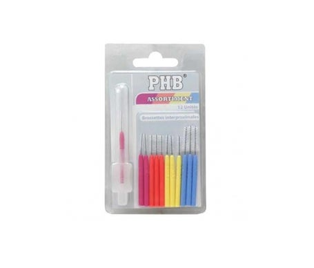 Crinex B/Interdental Phb Assorted 12