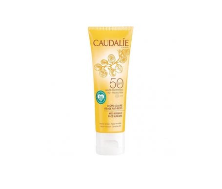 Caudalie Anti-Wrinkle Sun Cream Spf50 50ml