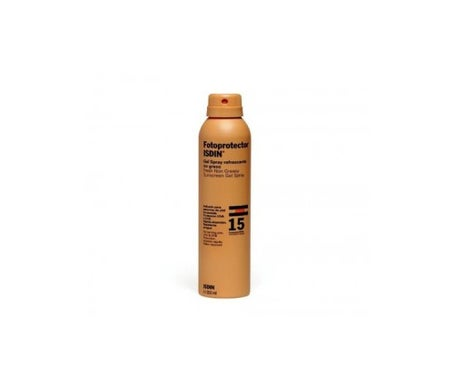 Fotoprotettore ISDIN™ gel-spray SPF15+ 200ml