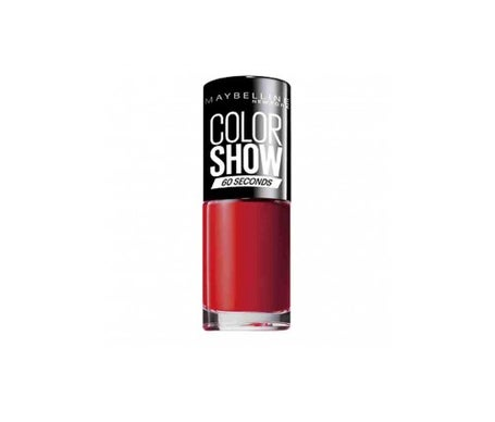 Maybelline Color Show Enamel 043 Red Apple
