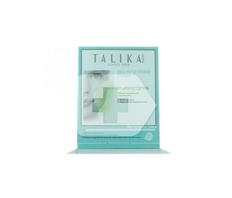 Talika Bio Enzymes Mask hydrating 1 u.