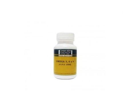 GHF Oméga-3-6-9 110 gélules