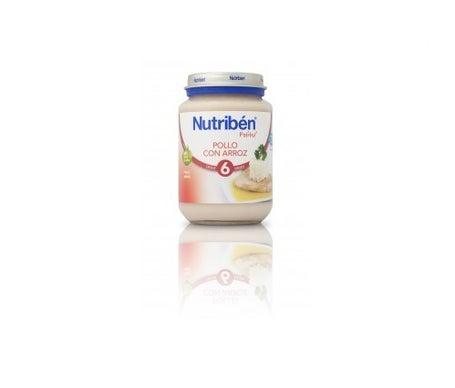 Nutribén™ Potito™ Potito™ pollo y arroz 200g