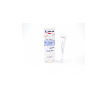 EUCERIN AQUAPORIN ACTIVE Intense long-lasting hydration Eye contour 15 ml tube
