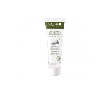 Esfoliante Facial de Argila Cattier 100ml