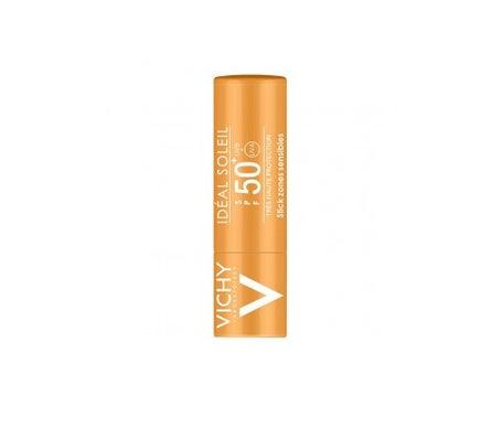 Vichy Idal Soleil Stick Schutz empfindliche Bereiche SPF50+