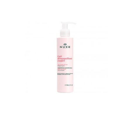 Nuxe Makeup Remover Milk Rose Petals 200ml