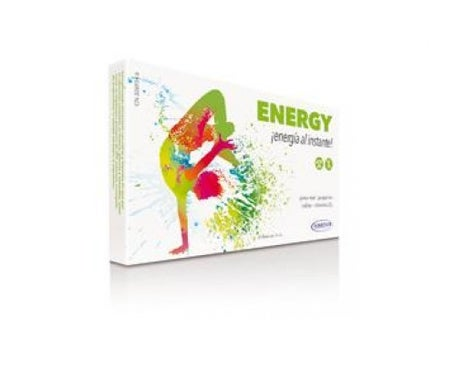 Homeosor Energie 10ml 20viales