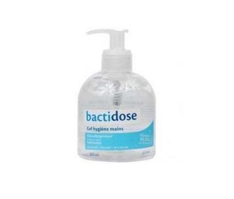 Gilbert Bactidose Hand Hygiene Gel 300 Ml Pump Bottle
