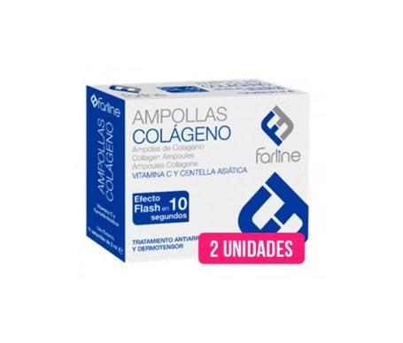 Farline Kollagen-Ampullen 2 Ampullen x 2 ml