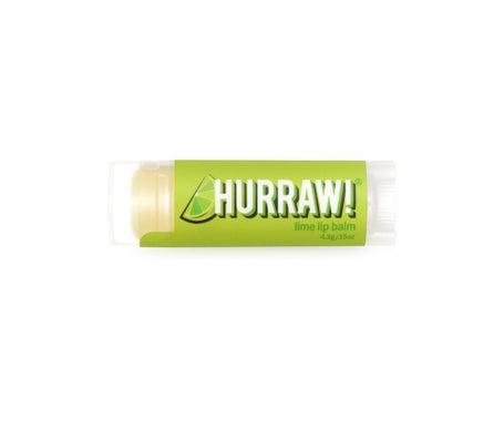 Hurra-Limetten-Lippenbalsam