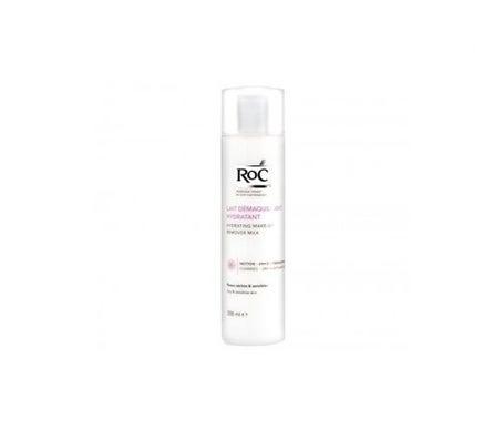 RoC™ lait nettoyant hydratant pour peaux sèches et sensibles 200ml