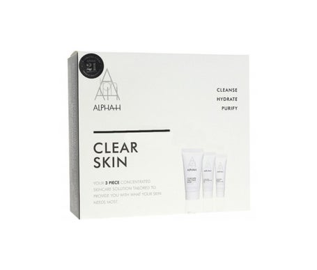 Alpha - H Clean Skin Kit