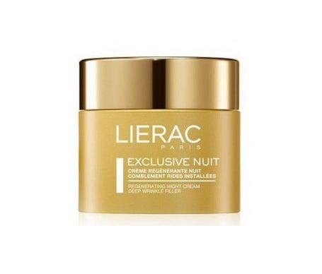 Lierac Exclusive Nuit Crema Regenerante De Noche 50 Ml