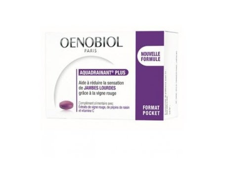 Oenobiol Aquadrainant Plus 45 comprimidos