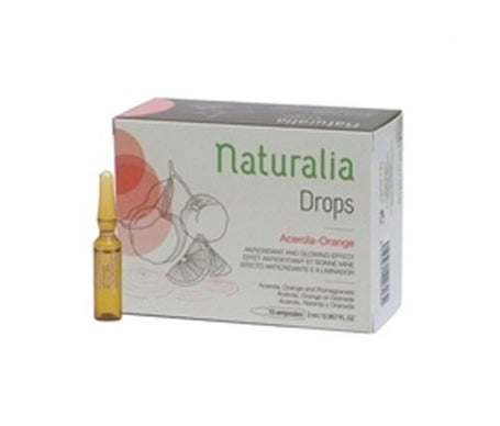 Naturalia Drops Acerola Orange Ampullen 15x2ml