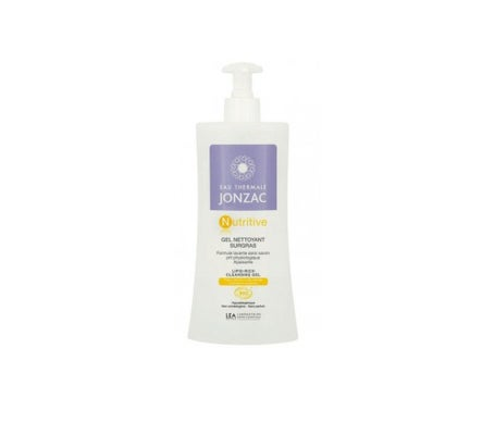 Jonzac Nutritive Gel Dermo-Reiniger 400ml