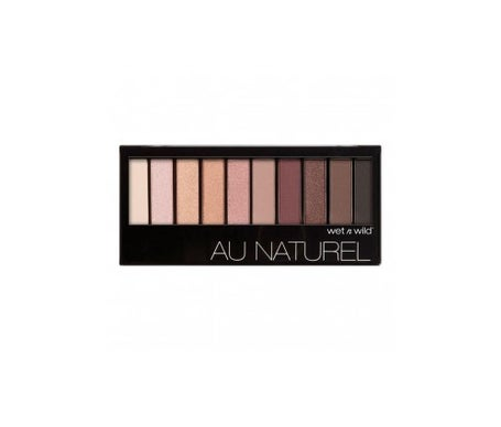 Wetn Wild Au Naturel Eye Shadow Nude Nude Despertar